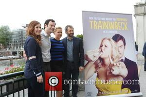 Vanessa Bayer, Amy Schumer, Bill Hader and Judd Apatow