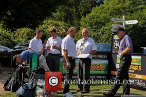 Duffy, Peter Schmeichel MBE, Jason Palmer and Richard O'Hanlon