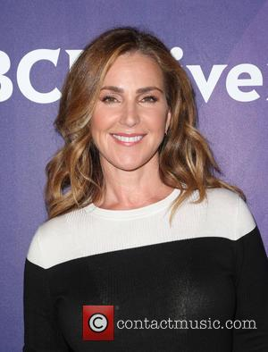 Peri Gilpin - NBCUniversal press tour 2015 at the Beverly Hilton Hotel - Arrivals at Beverly Hills, Beverly Hilton Hotel...
