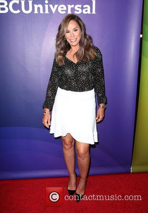 Melissa Rivers - NBCUniversal press tour 2015 at the Beverly Hilton Hotel - Arrivals at Beverly Hills, Beverly Hilton Hotel...