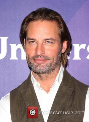 Josh Holloway - NBCUniversal press tour 2015 at the Beverly Hilton Hotel - Arrivals at Beverly Hills, Beverly Hilton Hotel...