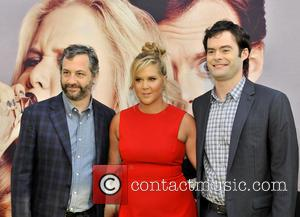 Judd Apatow, Amy Schumer , Billa Hader - Premiere of 'Trainwreck' at The Hague - The Hague, Netherlands - Wednesday...