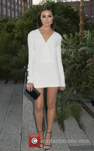 Olivia Culpo - People Stylewatch Fall Fashion Party at The Highline - New York, New York, United States - Wednesday...