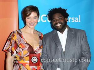 Bianca Kajlich , Ron Funches - Celebrities attend 2015 NBCUniversal's press tour at the Beverly Hilton Hotel. at Beverly Hilton...