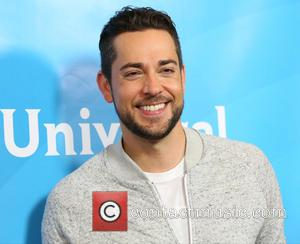 Zachary Levi - Celebrities attend 2015 NBCUniversal's press tour at the Beverly Hilton Hotel. at Beverly Hilton Hotel - Los...
