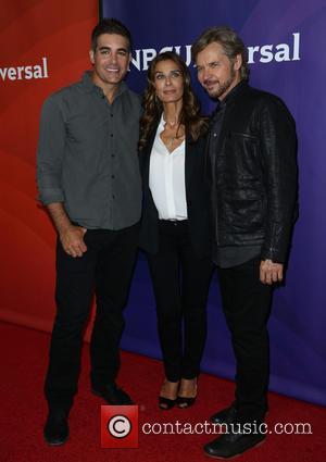 Galen Gering, Kristian Alfonso and Stephen Nichols