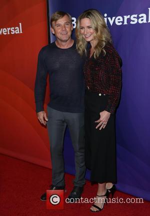Ricky Schroder and Jennifer Nettles