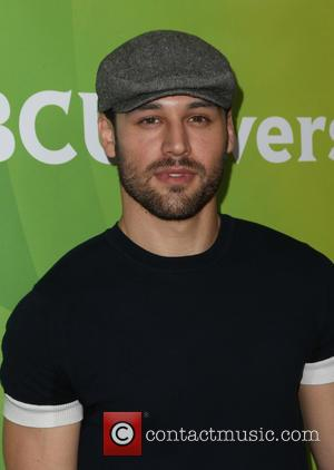 Ryan Guzman - 2015 Summer TCA Tour at The Beverly Hilton Hotel - The Beverly Hills Hotel, California, United States...