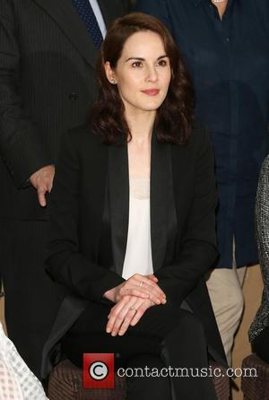 Michelle Dockery - Downton Abbey Launch photocall held at the May Fair Hotel - Arrivals - London, United Kingdom -...