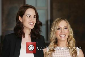 Michelle Dockery and Joanne Froggatt