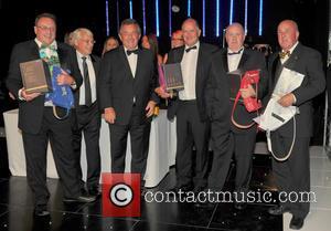 Peter Baker, Roger Hurcombe, Ian Halliwell, Steve Kitt , The Social Golfer - Tattoo inspires team win for Roger Hurcombe...