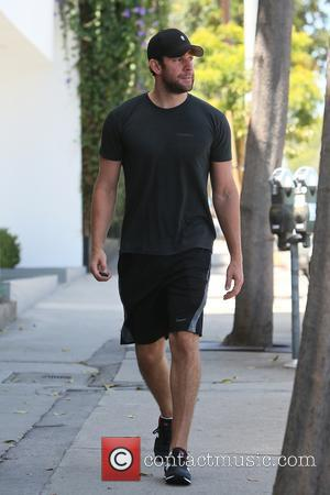 John Krasinski - John Krasinski seen leaving a gym - Los Angeles, California, United States - Thursday 13th August 2015
