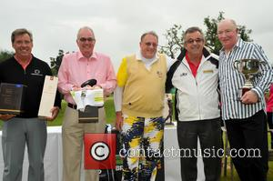 Halliwell, Barry Lane, Eric Herd and Tony Jacklin Cbe