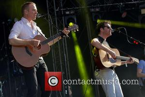 Belle & Sebastian - Way Out West Festival 2015 - Day 1 at Way Out West Festival - Gothenburg, Sweden...