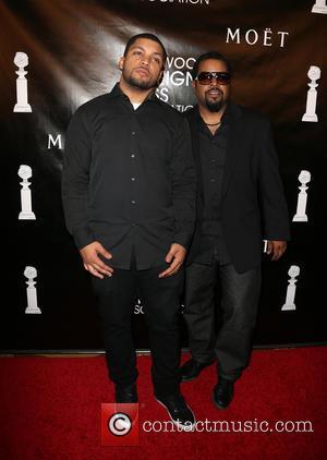 O'shea Jackson Jr. and Ice Cube