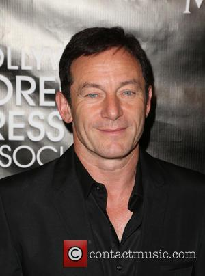 Jason Isaacs - The Hollywood Foreign Press Association's Grants Banquet at The Beverly Wilshire Hotel - Arrivals at The Beverly...
