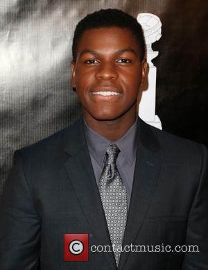 John Boyega - The Hollywood Foreign Press Association's Grants Banquet at The Beverly Wilshire Hotel - Arrivals at The Beverly...