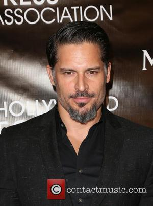Joe Manganiello - The Hollywood Foreign Press Association's Grants Banquet at The Beverly Wilshire Hotel - Arrivals at The Beverly...