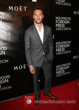 Jack Huston - The Hollywood Foreign Press Association's Grants Banquet at The Beverly Wilshire Hotel - Arrivals at The Beverly...
