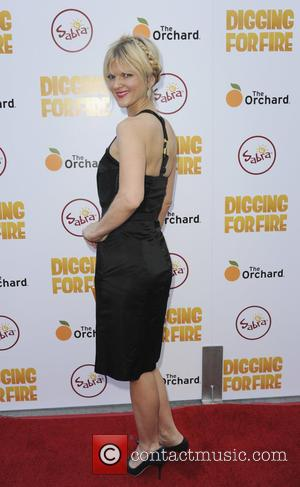 Arden Myrin - Film Premiere of 'Digging For Fire' at The ArcLight Cinemas - Arrivals at ArcLight Cinemas - Los...