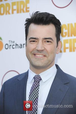 Ron Livingston - Film Premiere of 'Digging For Fire' at The ArcLight Cinemas - Arrivals at ArcLight Cinemas - Los...