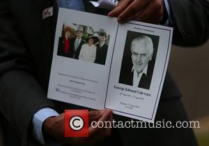 The Funeral, George Cole and Reading Crematorium