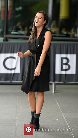 Georgia May Foote - Georgia May Foote leaving the BBC Breakfast studios. Georgia is announced as the 4th member of...