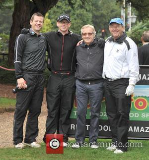 William Roache, Matthew Hayes, Jack Hayes and John Hayes