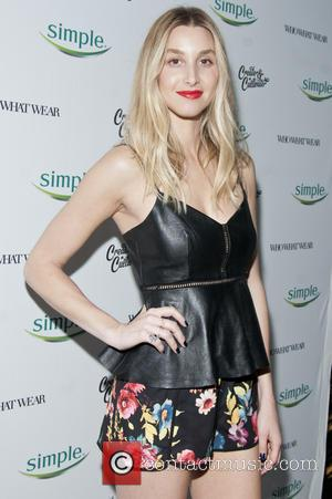 Whitney Port - Create & Cultivate Fashion and Beauty Summit hosted by Simple Skincare at The W-Hotel Lakeshore at The...