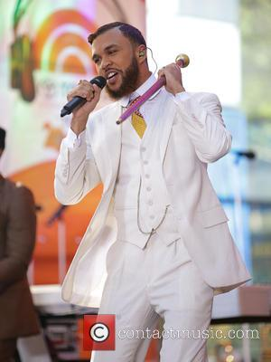 Jidenna - Today Show Summer Concert Series 2015 - Janelle Monae and Wondaland - New York City, New York, United...