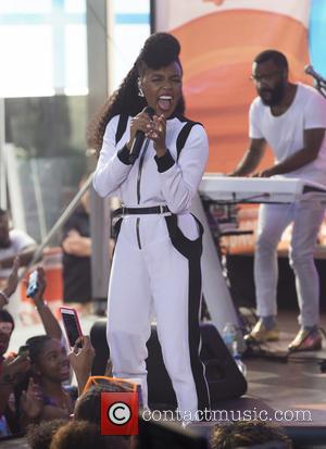 Janelle Monae - Today Show Summer Concert Series 2015 - Janelle Monae and Wondaland - New York City, New York,...