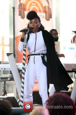 Janelle Monaé - Today Show Summer Concert Series 2015 - Janelle Monae and Wondaland - New York City, New York,...