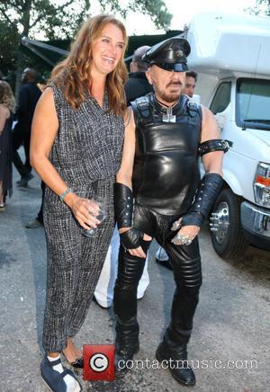 Brooke Shields , Peter Marino - 2015 Bow Wow Meow Ball held at ARF - Wainscott, New York, United States...