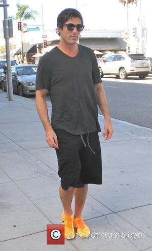 Brandon Davis - Brandon Davis out and about in Beverly Hills - Los Angeles, California, United States - Saturday 15th...