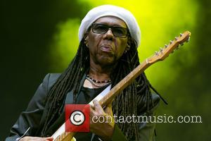 Nile Rodgers - Way Out West Festival 2015 - Day 3 - Performances at Way Out West Festival - Gothenburg,...