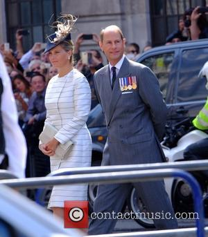 Prince Edward, Sophie and Countess of Wessex