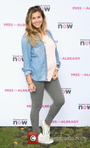 Imogen Thomas - Miss You Already Pink Picnic held at Manchester Square - Arrivals at Manchester Square - London, United...