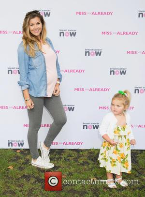 Imogen Thomas , Ariana Thomas - Miss You Already Pink Picnic held at Manchester Square - Arrivals at Manchester Square...