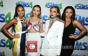 Littel Mix, Jade Thirlwall, Perrie Edwards, Leigh-anne Pinnock and Jesy Nelson