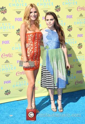 Bella Thorne and Mae Whitman