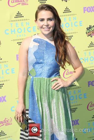 Mae Whitman - Celebrities attend Teen Choice Awards 2015 - Arrivals at USC Galen Center. at USC Galen Center -...