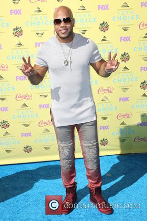 Flo Rida - Celebrities attend Teen Choice Awards 2015 - Arrivals at USC Galen Center. at USC Galen Center -...