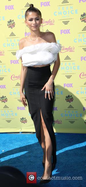 Zendaya - Celebrities attend Teen Choice Awards 2015 - Arrivals at USC Galen Center. at USC Galen Center - Los...