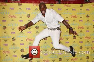Terry Crews - Teen Choice Awards 2015 - Press Room at Galen Center - Los Angeles, California, United States -...