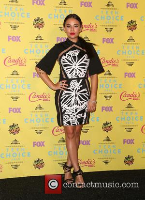 Janel Parrish - Teen Choice Awards 2015 - Press Room at Galen Center - Los Angeles, California, United States -...