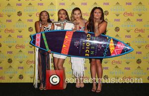 Leigh-anne Pinnock, Perrie Edwards, Jade Thirlwall and Jesy Nelson