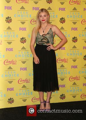 Chloe Grace Moretz - Teen Choice Awards 2015 - Press Room at Galen Center - Los Angeles, California, United States...