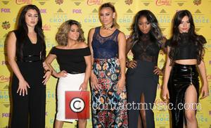 Lauren Jauregui, Ally Brooke Hernandez, Normani Kordei, Dinah Jane Hansen, Camila Cabello and Fifth Harmony