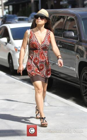 Ming-Na Wen - 'Agents of S.H.I.E.L.D.' actress Ming-Na Wen goes shopping in Beverly Hills - Los Angeles, California, United States...