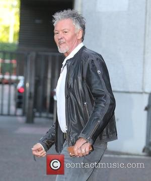 Paul Young - Paul Young outside ITV Studios - London, United Kingdom - Monday 17th August 2015